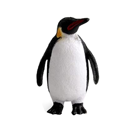 Amazon.com: LtrottedJ Educational Simulated Penguin Model ...