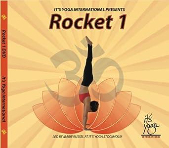 Amazon.com: Its Yoga International Presents Rocket 1 DVD ...