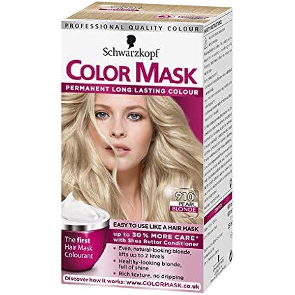 Color Mask Schwarzkopf - Tinte permanente para el cabello ...