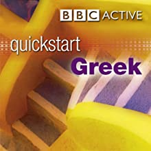 Quickstart Greek Audiobook by Karen Rich Narrated by  uncredited