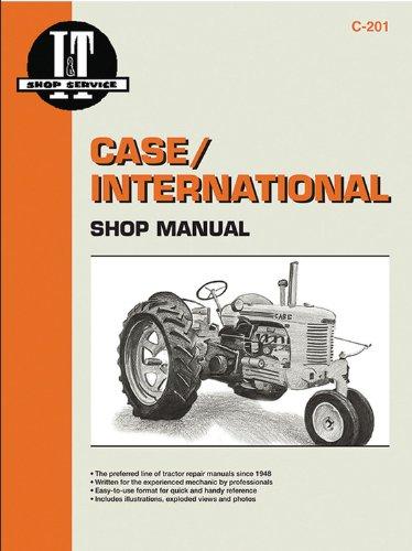 Case Shop Manual C-201