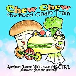 Chew Chew the Food Chain Train