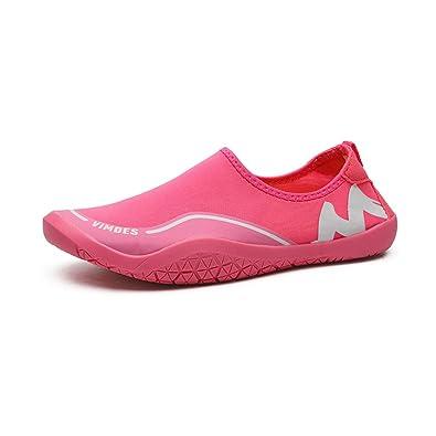 Ailj Zapatos De Agua, Zapatillas De Natación Antideslizante ...