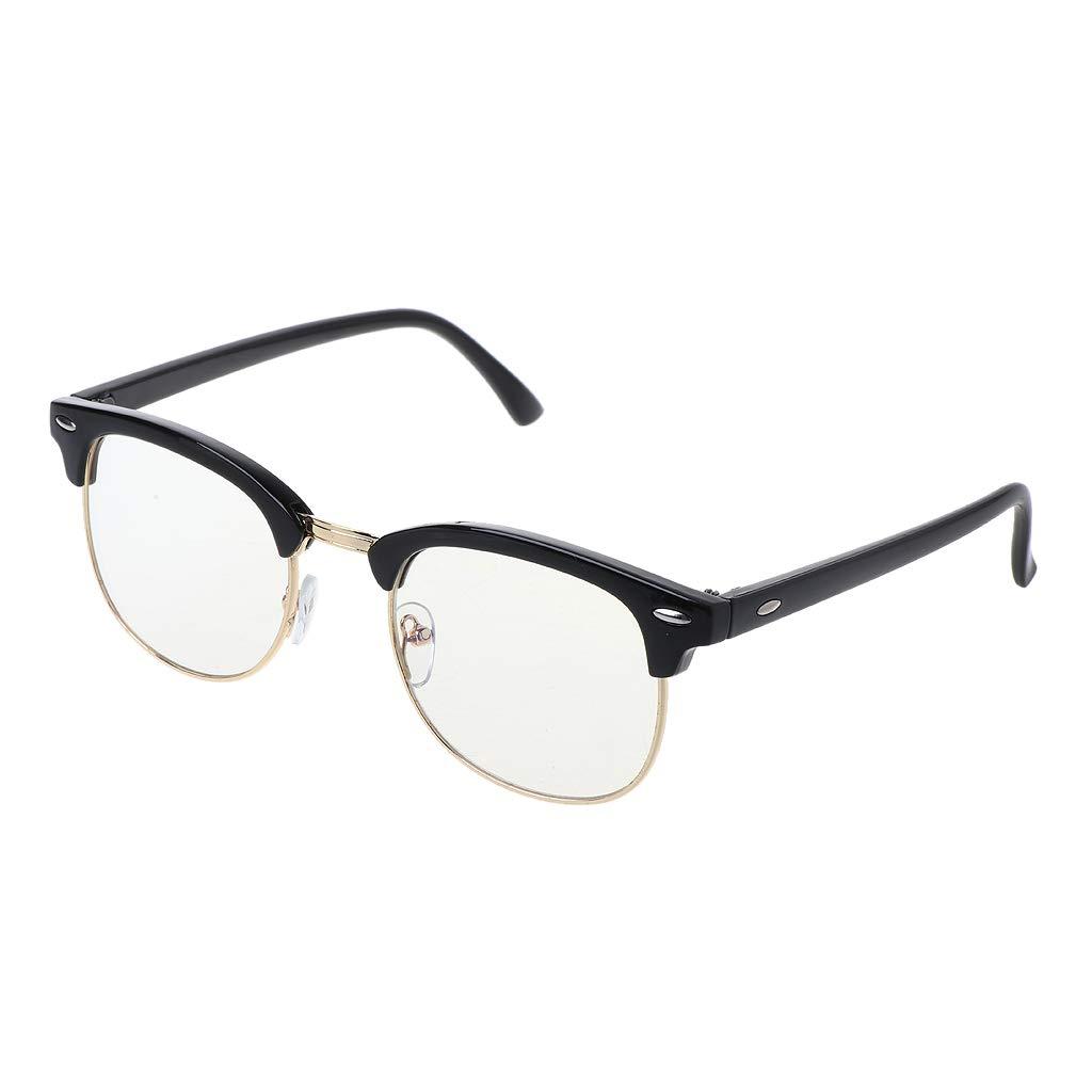 Itlovely Anti-Glare Anti-UV Gaming Reading Computer Digital Screen Eye Protection Glasses