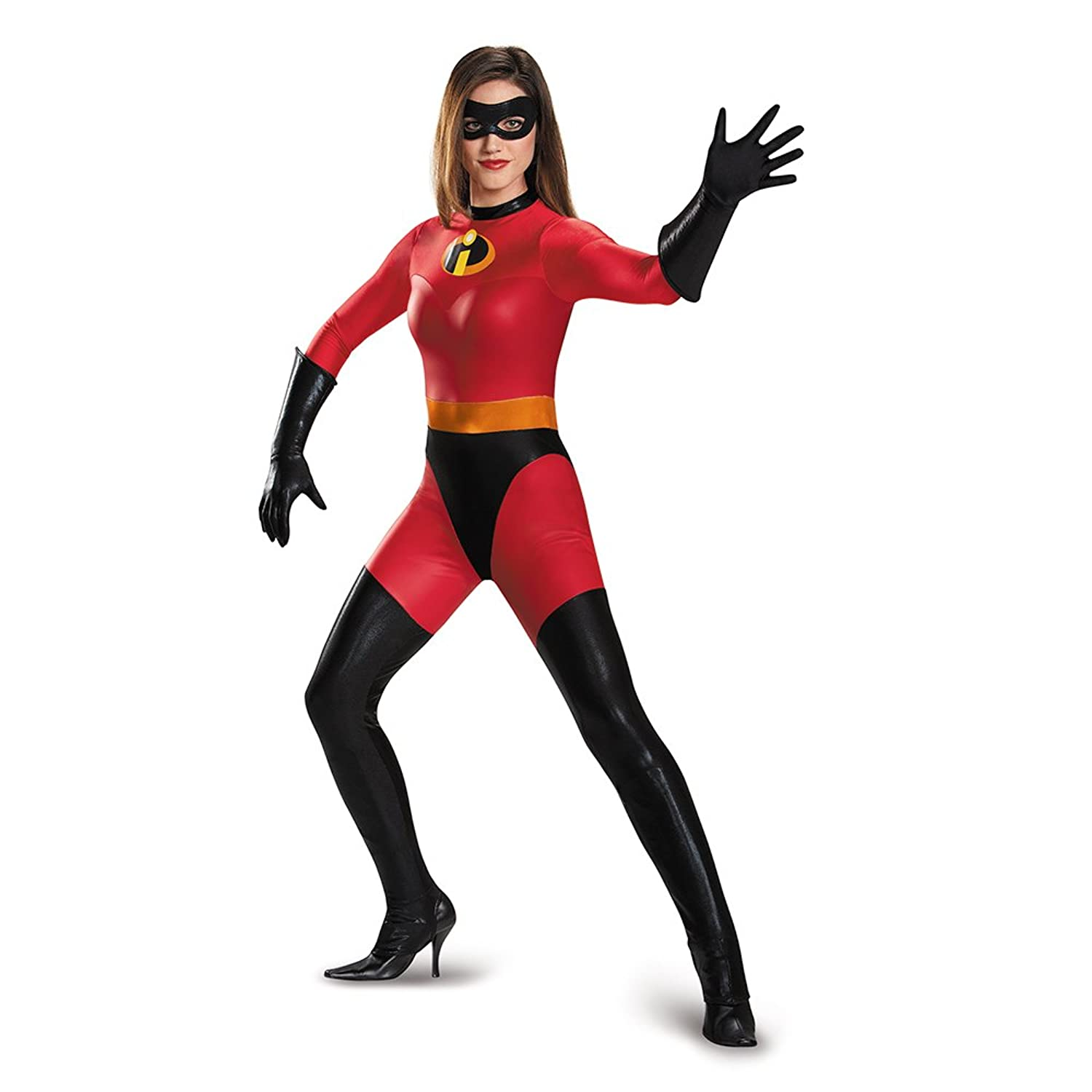 Mrs. Incredible Bodysuit Costume