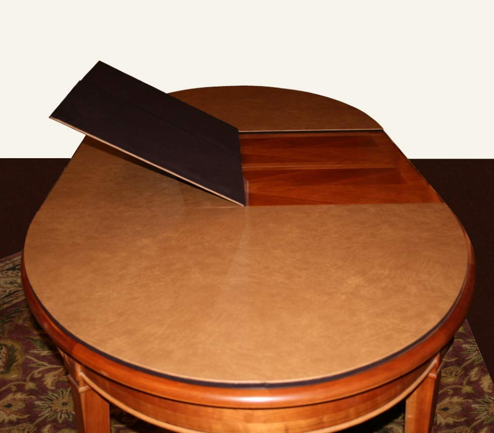 Table Pad - Traditional Custom Table Pads (Includes 2 Leaves) by Table Pads Now
