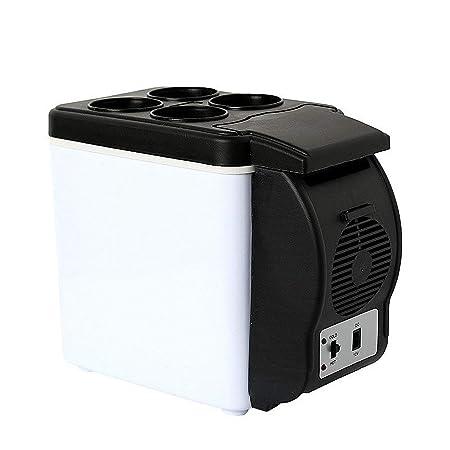 LEDU Refrigerador para Autos, Mini Calentador para Autos de 12 ...