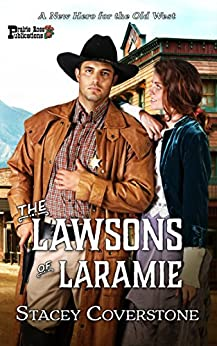 The Lawsons of Laramie by [Coverstone, Stacey]