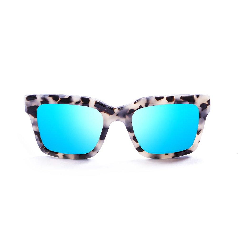 Ocean Eye Gafas de sol, Blanco (Tartaruga), 55 Unisex Adulto