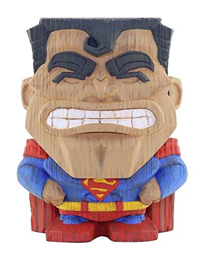 - Cryptozoic DC Teekeez Series 1: Superman Vinyl Figure