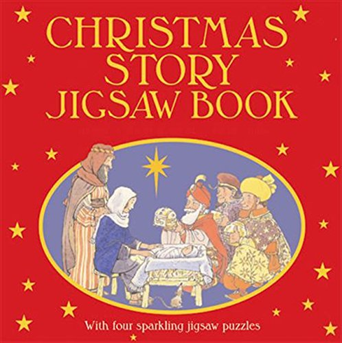 Read Online Christmas Story Jigsaw Book (Usborne Bible Tales) pdf epub