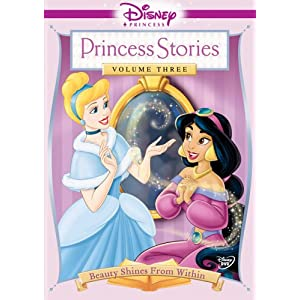 Disney Princess Stories - Beauty Shines From Within (Volume 3) (2005)