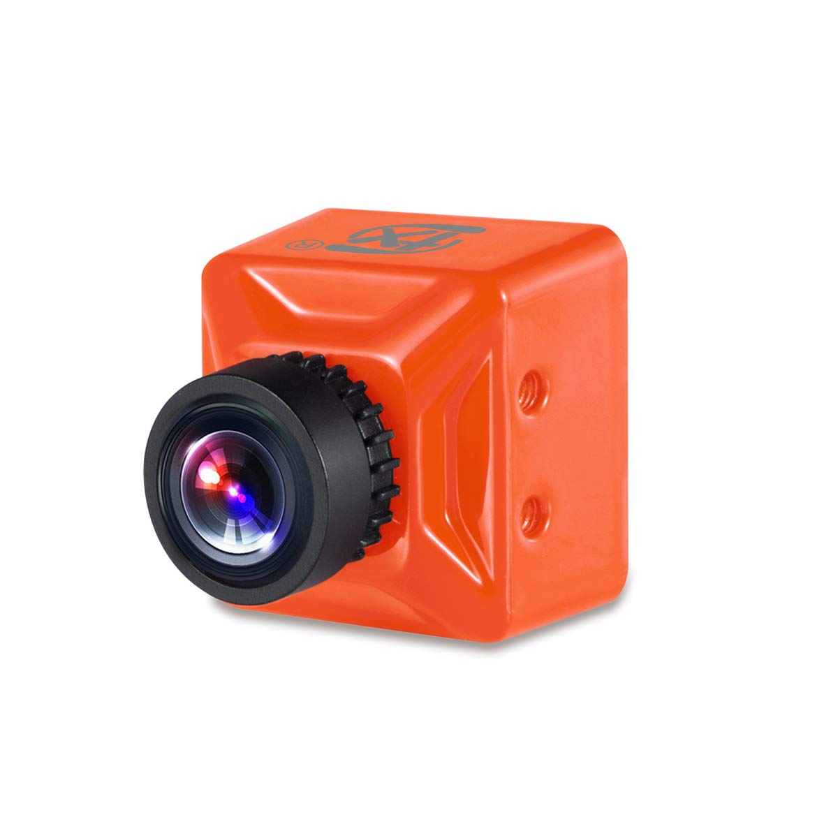 Crazepony FXT FPV Camera Mars S 1000TVL 2.1mm Lens NTSC CMOS Camera Super WDR Input 4:3 Screen Support OSD No Jello with Multi-Functional Bracket for FPV Racing Drone