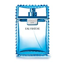 Versace Man Eau Fraiche By Gianni Versace For Men Edt Spray 3.3 Oz