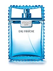 VERSACE MAN EAU FRAICHE by Gianni Versace for Men EDT SPRAY 3.4 OZ. Fragrance includes a blend of lemon, Rosewood, Carambola, Cedar leaves, Tarragon, Sage, Musk, Amber, and Sycamore wood, When applying any fragrance please consider that there...