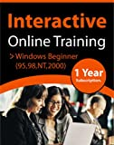 Windows ( 95 / 98 / NT / 2000 ) Beginner Online Computer Training