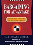 Bargaining for Advantage, G. Richard Shell, 0670881333
