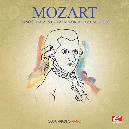 Mozart: Piano Sonata in B-Flat Major, K. 333: I. Allegro (Digitally Remastered) (Mozart Sonata In B Flat Major K 333)