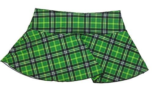b8dd11feb94 Jual Delicate Illusions Plus Size School Girl Plaid Mini Skirt ...
