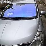 HOHO Chameleon Windshield Window Tint Solar Film VLT60% Car Foils Home Scratch Resistant Membrane 100cmx3000cm