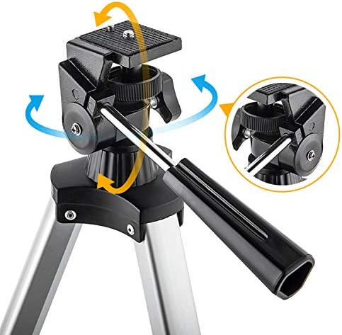 51752JGL%2BGL. AC  - Gskyer Telescope, 70mm Aperture 400mm AZ Mount Astronomical Refracting Telescope for Kids Beginners - Travel Telescope with Carry Bag, Phone Adapter and Wireless Remote