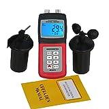Teren-AM-4836C Digital Weather Meter Anemometer Wind Speed Gauge Airflow Measurement