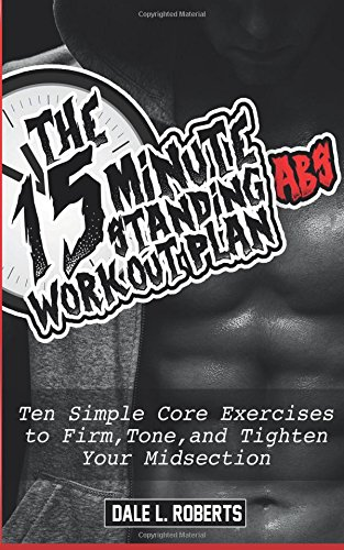 15 Minute Standing Abs Workout Plan product image