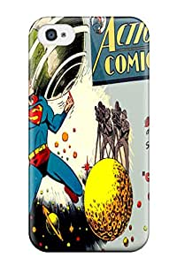 High Quality Superman Comics Superhero Case For Iphone 4/4s / Perfect Case