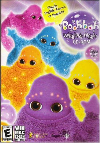 Giggles Storage - Boohbah Wiggle & Giggle