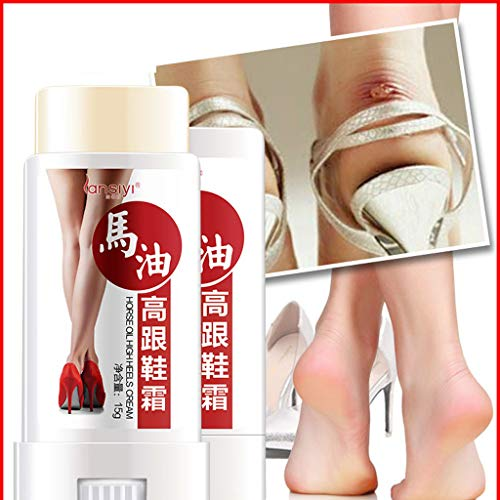 Foot Care Ointment,Anti-Abrasion Foot Paste Foot Cream Waterproof Bubble Foot Protective Foot Repair Moisturizer Cream