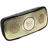 Monster Cable Superstar 24K BackFloat High Definition Bluetooth Speaker (Black/Gold)