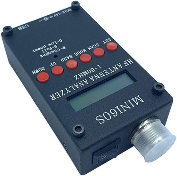 LFDHSF Fuente de alimentación de CC Mini60S 1-60MHz HF Ant ...
