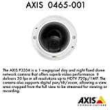 Axis Communications Axis P3354 6mm – Network Camera (0465-001) –