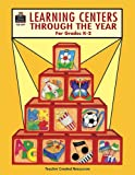 Learning Centers Through the Year, Annette H. Wallace, 1557340595