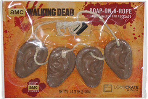 Loot Crate February 2016 Walking Dead Soap-on-a-Rope Daryl