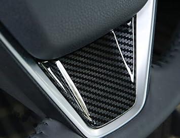 Wylore 1 Pieza de Parche Interior de Fibra de Carbono para ...