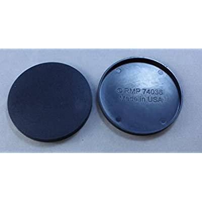 2 Inch Round Plastic Miniature RPG Base (Pack of 10) Reaper Miniatures
