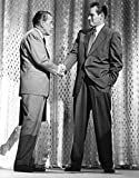 Ed Sullivan Shaking Hands in a television still Photo Print (24 x 30)