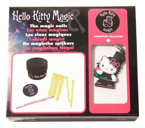 Hello Kitty Magic - MS2012 - Décoration de Fêtes - Tour de Magie - Les Clous Magiques
