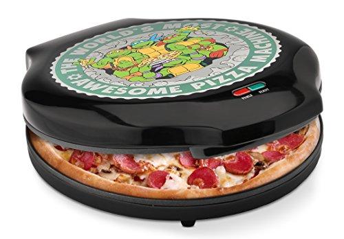 Win Nickelodeon NTPM-55 Teenage Mutant Ninja Turtles Pizza Maker, Green discount