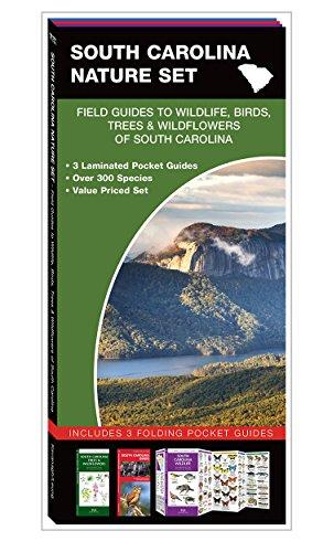 South Carolina Nature Set: Field Guides to Wildlife, Birds, Trees & Wildflowers of South Carolina