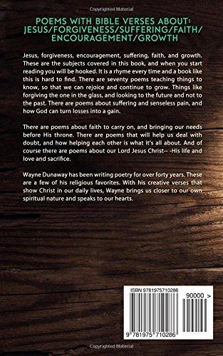 My Favorite Religious Poems: Wayne Dunaway: 9781975710286: Amazon