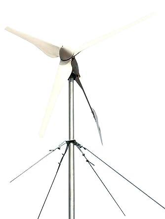 5e951c80e34 Tumo-Int 2000W Aerogenerador de 3 Paletas con Controlador híbrido de Viento  y Solar (