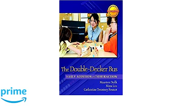 Amazon.com: The Double-Decker Bus: Early Addition and Subtraction ...