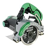 Hitachi CM4SB2 11.6 Amp 4-Inch Dry-Cut Masonry Circular Saw (Discontinued by the Manufacturer)