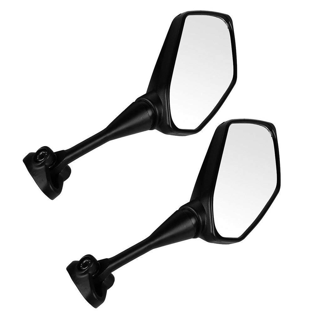 VALINK 1 par de Espejos retrovisores universales para Motocicleta Espejo retrovisor para Honda CBR 600 F4 F4I Espejo retrovisor para Motocicleta