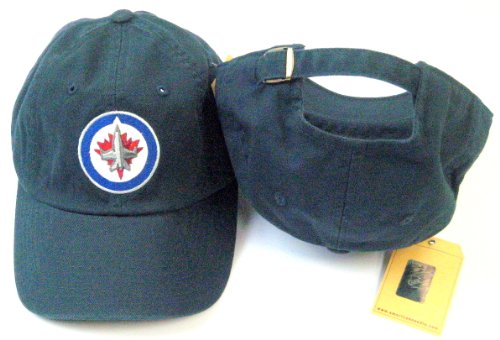 fan products of Winnipeg Jets NHL Hockey Cap American Needle Cotton Twill One Size