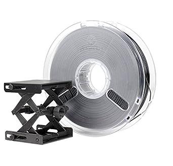 Amazon.com: polymaker pc-plus (3,00 mm, 750 g ) True Negro ...