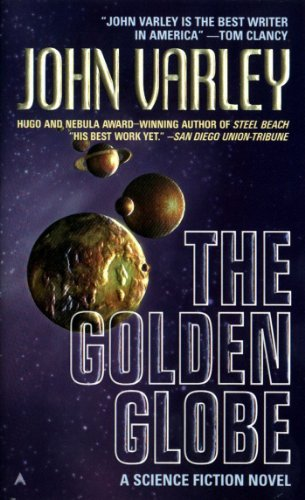 The Golden Globe (Eight Worlds Book - Ace Globe