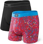 Saxx Men's Underwear - Daytripper Men's Underwear - Boxer Briefs with Built-in Ballpark Pouch Support – Pa